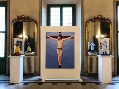 Πίνακα με τον Χριστό ως ΛΟΑΤΚΙ λογόκρινε το Facebook