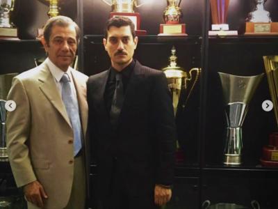Ο Δάνης Κατρανίδης υποδύεται τον Παύλο Γιαννακόπουλο στην ταινία για τον Παναθηναϊκό!