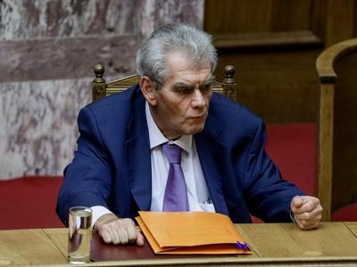Ο Δ. Παπαγγελόπουλος για τη μήνυση του Σ. Μιωνή