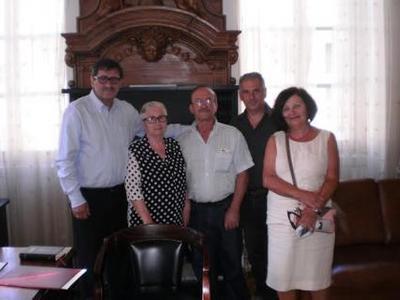 Πάτρα:Ορκίστηκαν τέσσερις τοπικοί σύμβουλοι