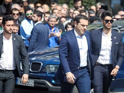 Ήταν όλοι εκεί - Αποχαιρέτησαν τον Θανάση Γιαννακόπουλο - ΦΩΤΟ