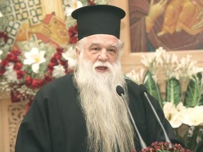 Παραιτήθηκε ο Βοηθός Επίσκοπος του Αμβροσίου