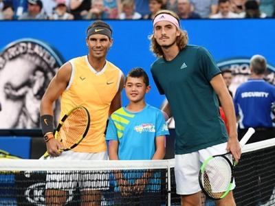 ATP Finals: Στον όμιλο του Ναδάλ ο Τσιτσιπάς