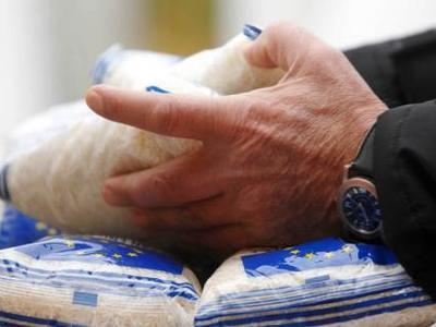 Αγρίνιο: Πρόγραμμα δωρεάν διανομής τροφίμων σε άπορους έτους 2013