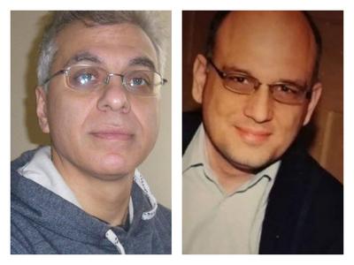 Θρήνος στο ΓΕΛ Λεχαινών για τους δύο νεκρούς καθηγητές στην Πατρών - Πύργου