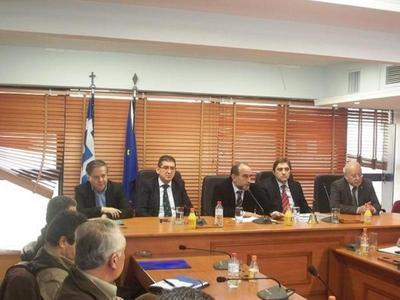 Έκτακτη συνεδρίαση του Περιφερειακού Συμβουλίου για τις θεομηνίες