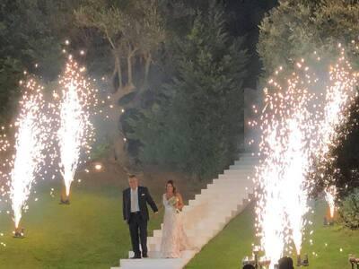 Παντρεύτηκαν ο Πατρινός επιχειρηματίας Γ...