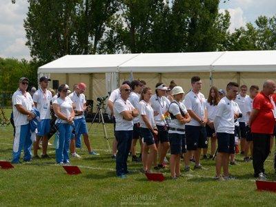 Στην 5η θέση της Ευρώπης η Εθνική ομάδα νεανίδων τοξοβολίας!