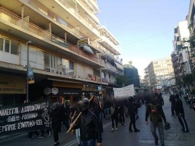 Έρχονται νέες κινητοποιήσεις αντιξουσιαστών στην Πάτρα για τον Κουφοντίνα
