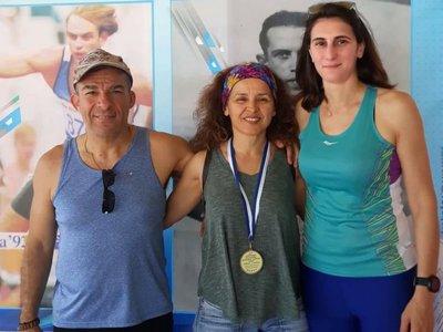Μετάλλια από τον ΣΕΒΑΣ στο πανελλήνιο πρωτάθλημα