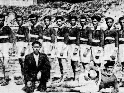 Η Αχαϊκή ευθύς μετά την επανίδρυσή της το 1938
