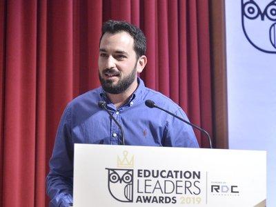 Βραβείο για τον Πατρινό δάσκαλο Νίκο Γαλάνη που διδάσκει με…σινεμά