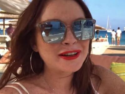 Χολυγουντιανός ... αέρας στο Παναιτώλιο - Γυρίσματα για το ριάλιτι της Λίντσεϊ Λόχαν στη Δυτική Ελλάδα