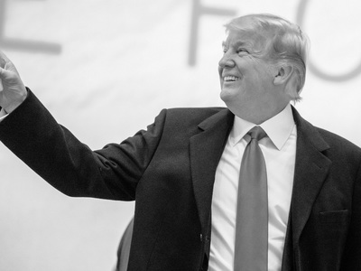 Ντόναλντ Τραμπ: Είμαι ο λιγότερο ρατσιστής άνθρωπος στον κόσμο