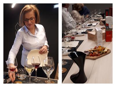 Ένα ξεχωριστό wine tasting στην Πάτρα - The 4 ambassadors