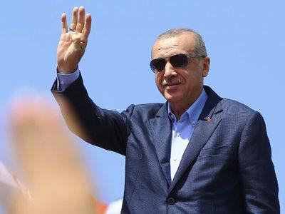 Ερντογάν: Μέρα-νύχτα θα προστατεύουμε τα δικαιώματά μας στην ανατολική Μεσόγειο