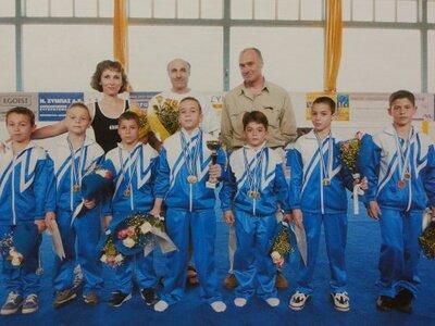 Η πρώτη φουρνιά γυμναστών στην Πάτρα