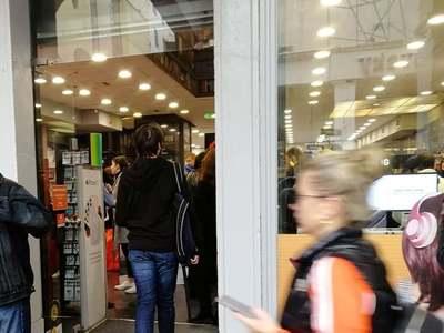 Black Friday:  Ποια καταστήματα προτίμησαν οι καταναλωτές στην Πάτρα