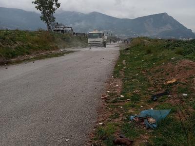 Πάτρα: Εργασίες καθαρισμού και απολύμανσης έγιναν στον Ρηγανόκαμπο