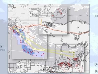 Έρευνες για υδρογονάνθρακες σε περισσότερες από 30 περιοχές! Και στο Ιόνιο