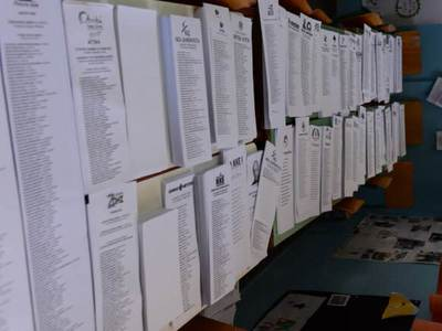 Η τελική λίστα με τα 40 κόμματα των Ευρωεκλογών - Ποιοι κόπηκαν από τον Άρειο Πάγο