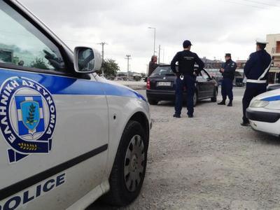 Έφοδος των αστυνομικών της Πάτρας στον καταυλισμό του Μενιδίου Αττικής-Συλλήψεις για διακίνηση ηρωίνης