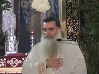Ιερέας στο Αγρίνιο: «Κοινώνησα από την ί...