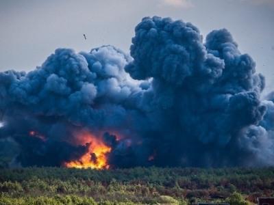 Κύπρος: Τραυματίες από τις εκρήξεις σε αποθήκη πυρομαχικών στα κατεχόμενα
