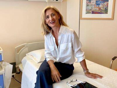 Μαρία Πολύζου: Αντιμετώπισα τον καρκίνο ...