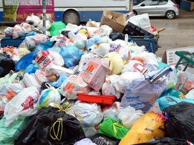 Με προσωπικό ασφαλείας η αποκομιδή των απορριμμάτων στη Ναύπακτο