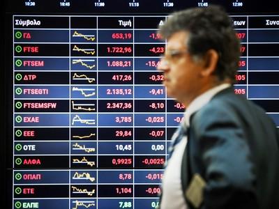 Ο κορωναϊός «βύθισε» το Χρηματιστήριο Αθηνών – Χάθηκαν 4 δις