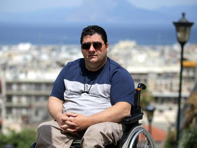 Αντώνης Χαροκόπος: Θυμάται το ατύχημα πο...