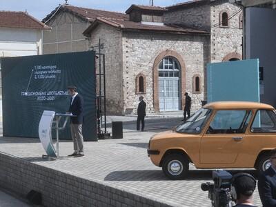 Επιδότηση 100 εκατ. ευρώ για 18 μήνες για την αγορά αυτοκινήτων νέου τύπου