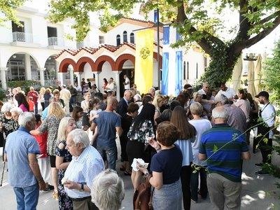 Γιόρτασε η εκκλησία του Αγίου Κυρίλλου στο παλαιό Πτωχοκομείο -ΔΕΙΤΕ ΦΩΤΟ