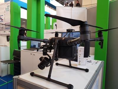 PATRAS IQ: Αυτό το drone πετάει μόνο του και ειδοποιεί για φωτιές! ΔΕΙΤΕ ΒΙΝΤΕΟ