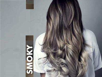 Smoky Ash Colour Hair: Η καινούρια τάση ...