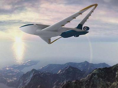 Έτσι θα είναι το αεροσκάφος του μέλλοντος!