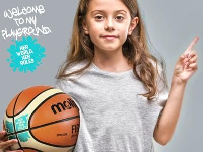 Στην Πάτρα το πρόγραμμα «μπάσκετ για κορίτσια στα σχολεία»