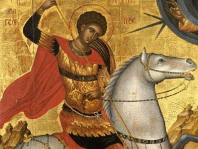 6+1 ενδιαφέροντα στοιχεία για τη γιορτή του Αγίου Γεωργίου που ίσως να μην γνωρίζετε