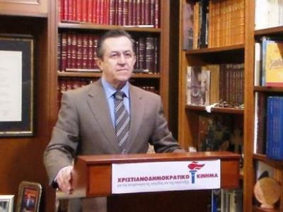 """Ν. Νικολόπουλος: """"Απίστευτες μεθοδεύσεις στην ΕΛΣΤΑΤ και επώνυμες καταγγελίες από την Ζωή Γεωργαντά για τυχόν ευθύνες της 5ης ειδικής ανακρίτριας"""""""