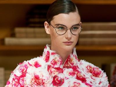 Chanel Couture: Τα γυαλιά οράσεως είναι το πλέον trendy αξεσουάρ