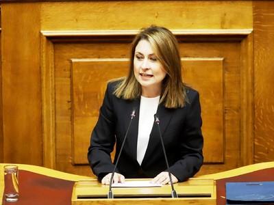 Η Χριστίνα Αλεξοπούλου για την Παγκόσμια Ημέρα για τα Δικαιώματα του Παιδιού