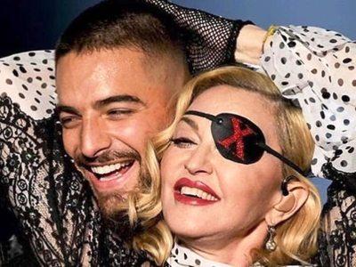 Ο Έλληνας Gregory Kara δημιουργεί τα eye patches της Μαντόνα