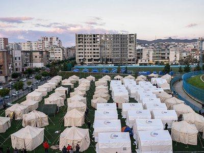 Η Μητρόπολη Πατρών συγκεντρώνει βοήθεια για τους σεισμόπληκτους της Αλβανίας