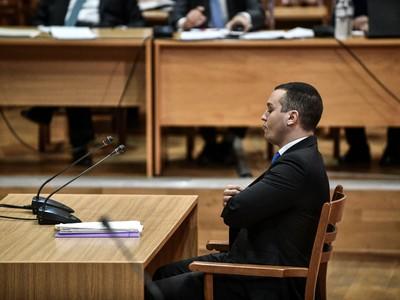 Απολογείται ο Κασιδιάρης στη δίκη της Χρυσής Αυγής