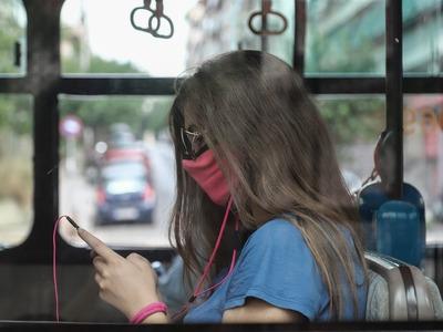Δυτ. Ελλάδα: 16 πρόστιμα για μη χρήση μάσκας