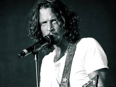 Φωτογραφία:Chris Cornell - Facebook page