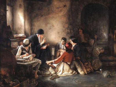 Αποτέλεσμα εικόνας για Η εκπαίδευση κατά την Ελληνική Επανάσταση 1821-1827 (τεκμηριωτικά κείμενα) Τόμος Α΄ (1821-1825) Έρευνα – Παρουσίαση: Δαυίδ Αντωνίου Βουλή των Ελλήνων, Αθήνα: 2002