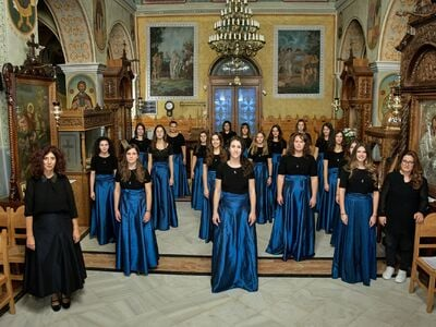 Η χορωδία BelCantes του Αγίου Ανδρέα Εγλ...