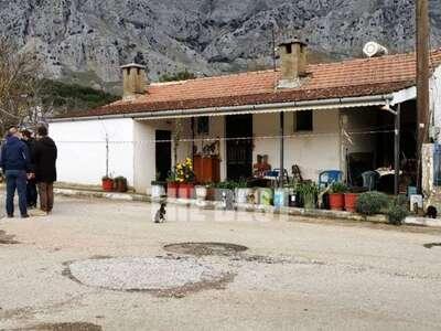 Αιτωλοακαρνανία: Αυτό είναι το σπίτι όπου βασάνισαν και έδεσαν το ζευγάρι των ηλικιωμένων - Νεκρός ο 91χρονος άνδρας
